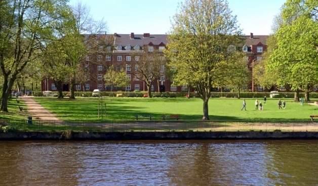 Denkmalschützer wollen Eppendorfer Park retten