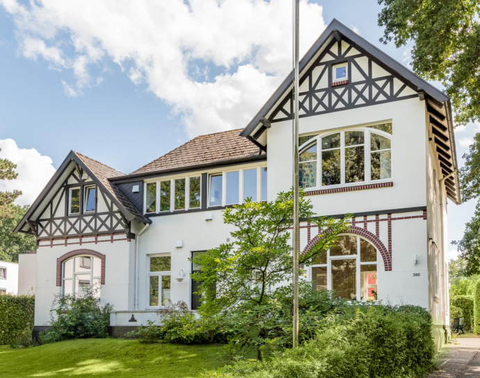 Der Kampf um eine alte Villa an der Alsterdorfer Straße