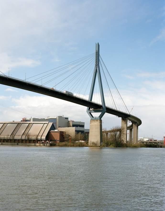Köhlbrand ohne Brücke? Denkmalverein wehrt sich
