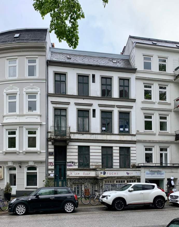 Linke fordern: Rettet dieses Haus vor Spekulanten