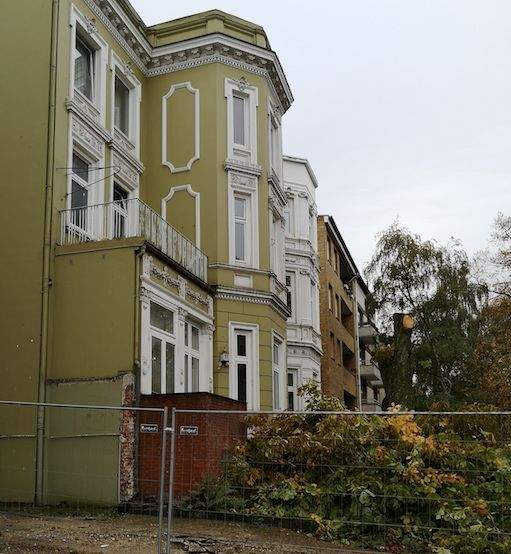 Nächste Gründerzeit-Villa wird platt gemacht!