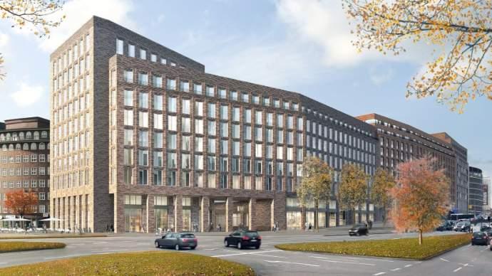 Neues Quartier am Klosterwall bekommt höchste Kita der Stadt