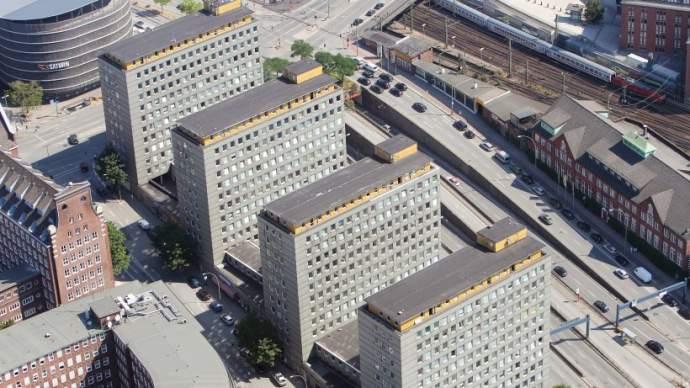 Senat beschließt Abriss der City-Hochhäuser
