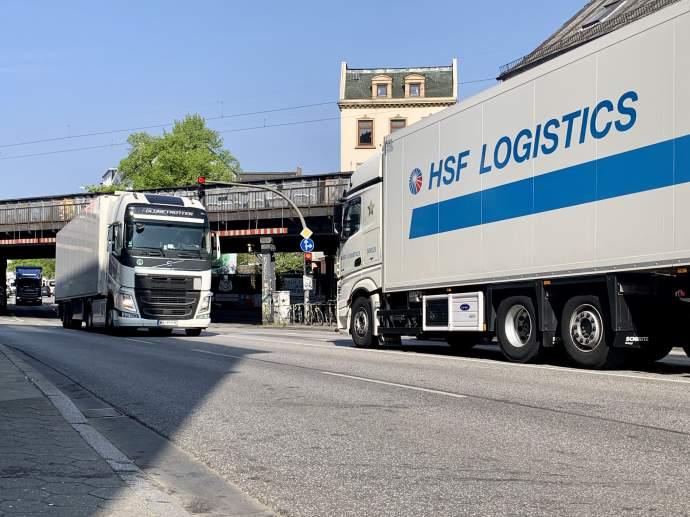 Soll so die Verkehrswende in Hamburg aussehen?