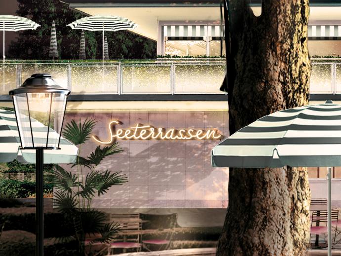Wie geht es weiter mit dem Café Seeterrassen?