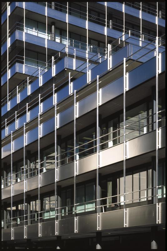 Allianz-Hochhaus, Foto Hagen Stier