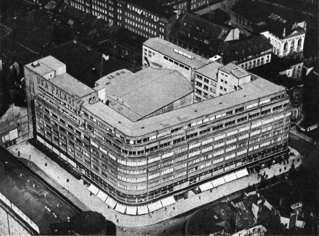 Luftbild 1931, Foto: Hamburger Luftbild GmbH