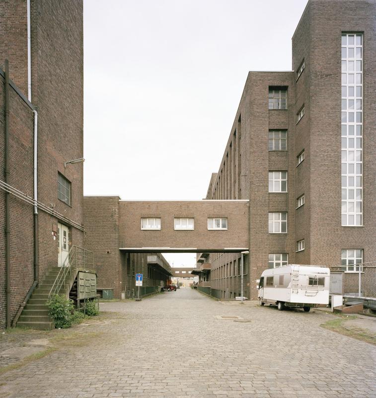 Erhaltene Gebäude, Foto: Fotografie Dorfmüller | Klier