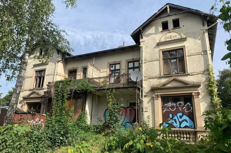 Gründerzeitbau Holstenkamp