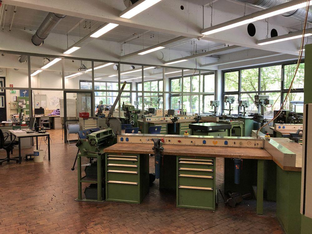 HEW-Schulungszentrum