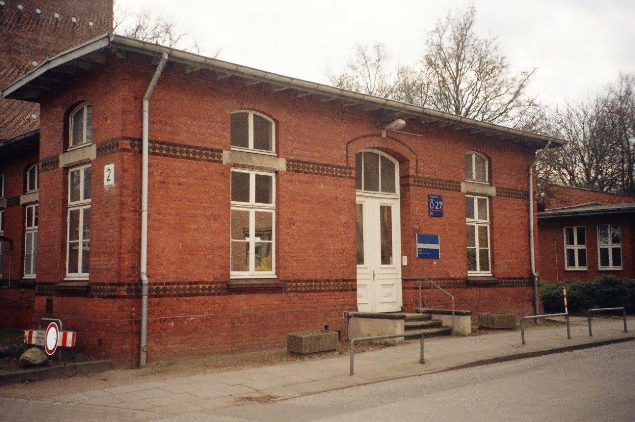 Historischer Pavillon UKE