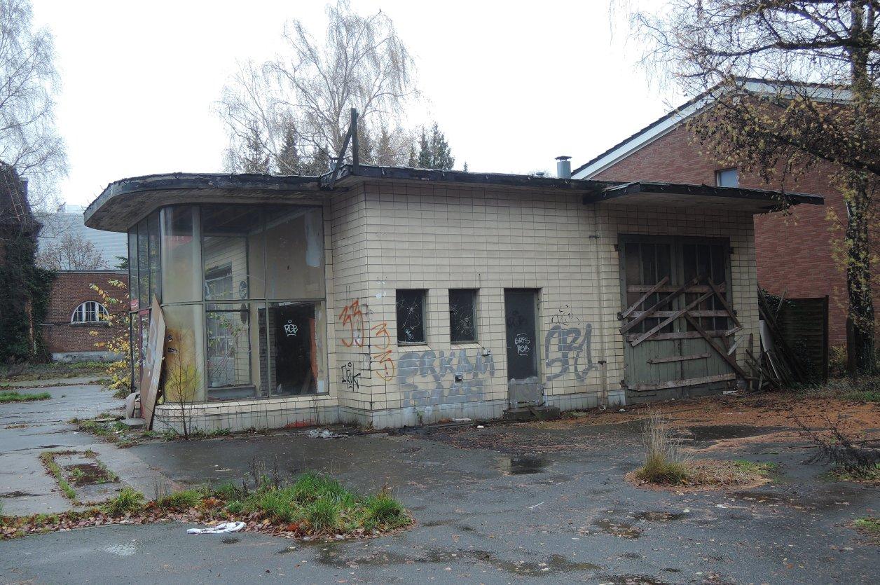 Tankstelle Langenhorner Chaussee